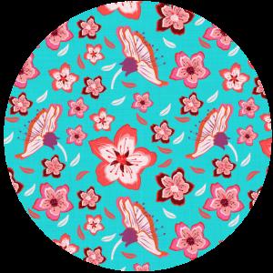 Exotischer Blumenmix