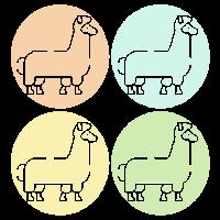 Alpaka Geschenkidee Alpaca