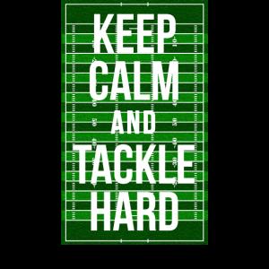 American Football Rasen Taktik Spruch Strategie