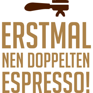 doppelter espresso   kaffee morgenmuffel mokka