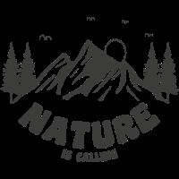Nature Is Calling Geschenk