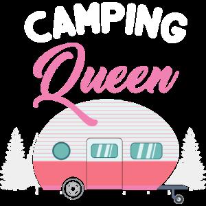 Camping Queen - Königin Wohnwagen Campingplatz