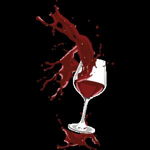 Weinglas Rotwein Wein Trinken Party Alkohol