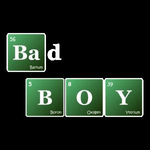Bad Boy - Elemente