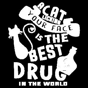 Katzenliebhaber-Shirt