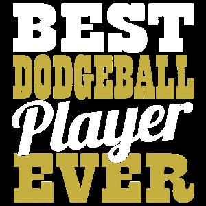 Bestes Völkerball-Spieler überhaupt Hemd