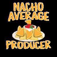 Nacho Average Producer Shirt