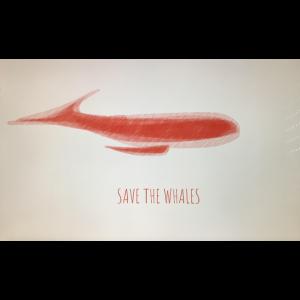 Speichern Sie die Wale