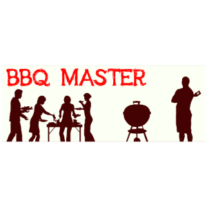 BBQ Master Grillen Grillparty - Design