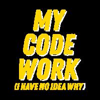 Ascii Coder Kaffee HTML Nerd Geek Programmierer