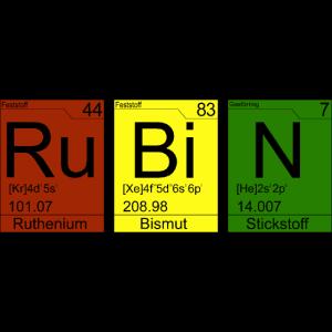 Ru-Bi-N