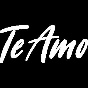 Te Amo ich liebe dich spanisch Spruch
