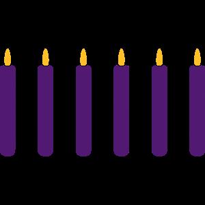 6 Kerzen//sechs//sechster Geburtstag//sechstes Mal