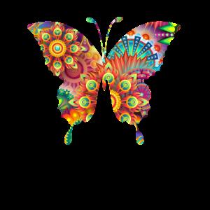 Blumen Schmetterling