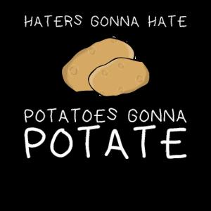 Haters Kartoffel