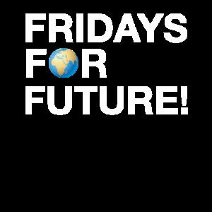 Fridays for Future Umweltschutz Geschenk