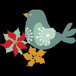 oiseau - Noël