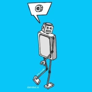 Dat Robot: Nerd Flirt Woman