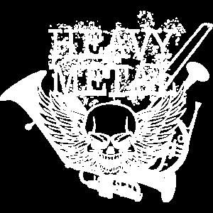 heavy metal blasmusik | musikverein blaskapelle