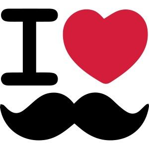 I Love Moustaches (Movember)