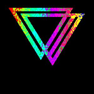 2 Dreiecke klein
