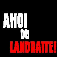 Ahoi Matrose Landratte Pirat Schiff Spruch lustig