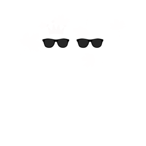 Hipster Alpaka. Stylische Tiere