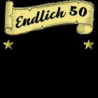 Endlich 50 50 Geburtstag