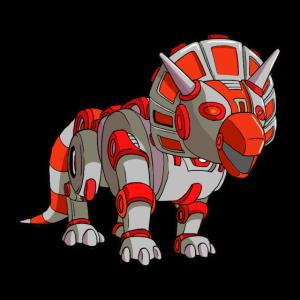 Robo Triceratops Tricera Dino Roboter Dinosaurier