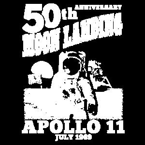 Mondlandung Apollo 11 zum 50. Geburtstag