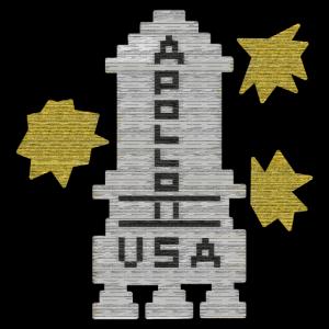 Apollo 11 falsche Mondlandung