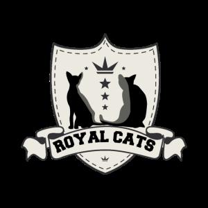Royal Cats - Katzen Kätzchen königlich Royal