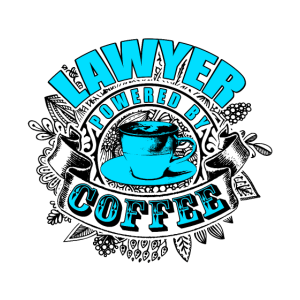 Lawyer powered by Coffee