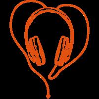 Audio-Equalizer-Kopfhörer