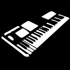 tastatur musik klavier musikinstrument note 1