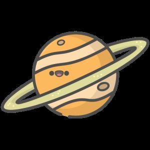 Saturn, der Ringträger