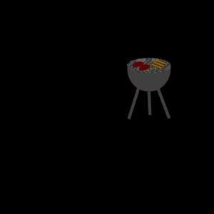 Grillmeister BBQ King Grillen König des Grills