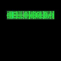 Hello World Retro Computer Display Shirt