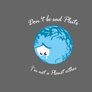 Sad Pluto