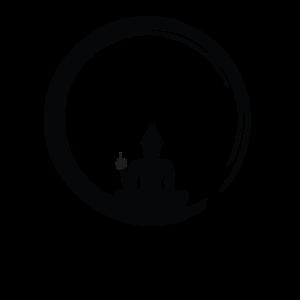 Am Arsch Vorbei Meditation Meditieren Lustig
