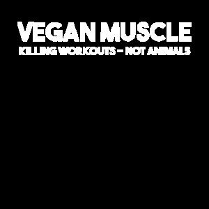 Vegan Muscle, Veganer, Veganerin, Gym, Workout