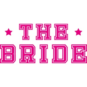 Braut Pink Junggesellenabschied JGA