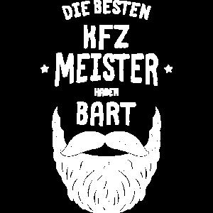 Die besten KFZ Meister Mechaniker Bart Geschenk