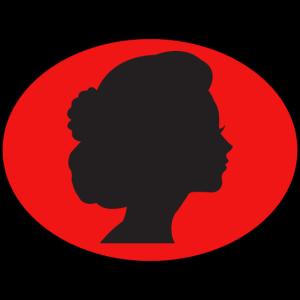 Frauensilhouette
