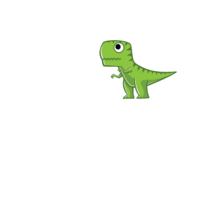 T-Rex hasst Klimmzüge