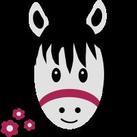 Lustiges Pferd / Pony