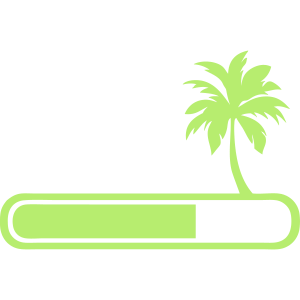 Palm Fortschrittsbalken 45