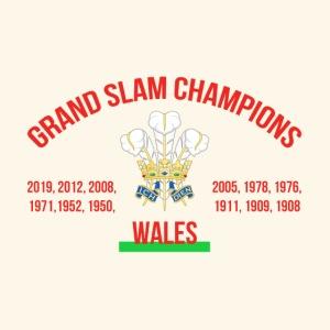 Wales - Grand Slam