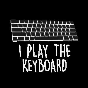 Keyboard Musikinstrument Piano Klavier Geek Freak