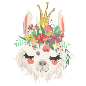 Lama Prinzessin